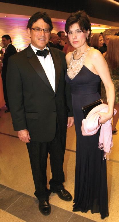 Robert Weinreb and Cristiana Vasilie.JPG