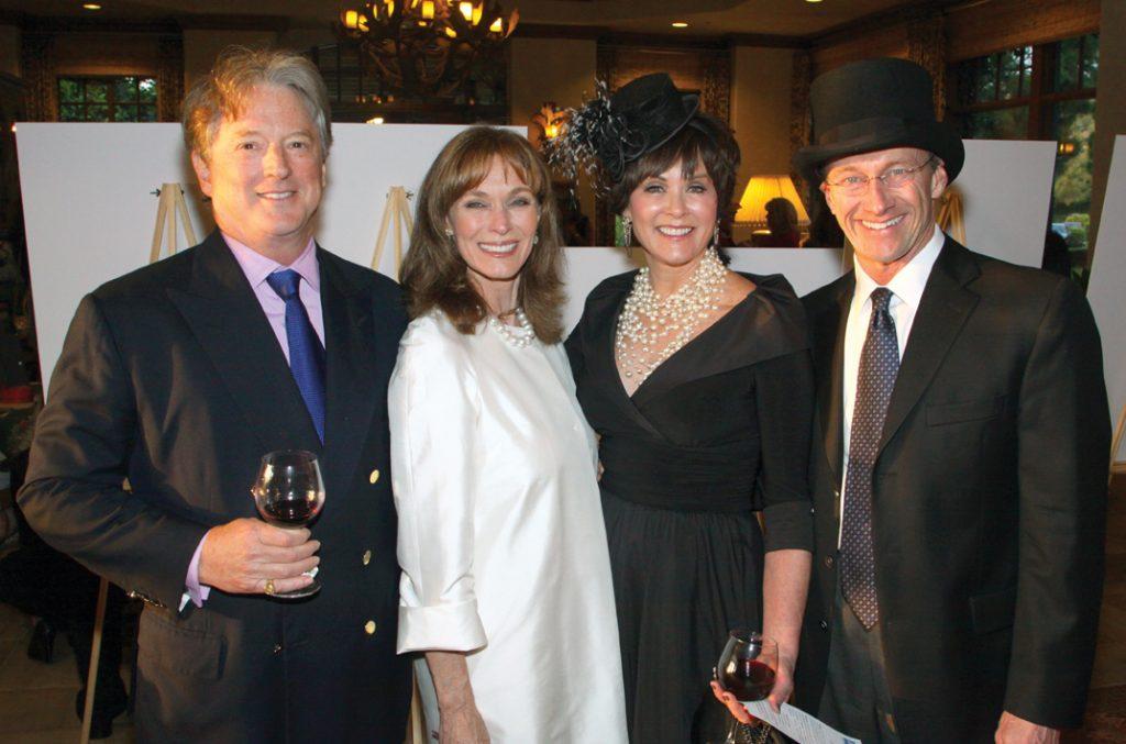Robert and Karen Hoehn with Madeleine and Frank Pavel.JPG