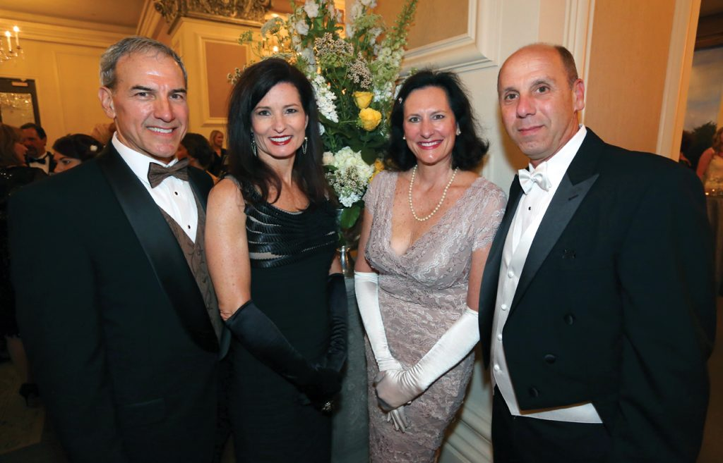 Robert and Merri Turner with CoCo Harper and Jim Groen.JPG