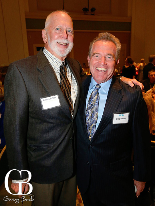 Robert Batson and Greg Voisen