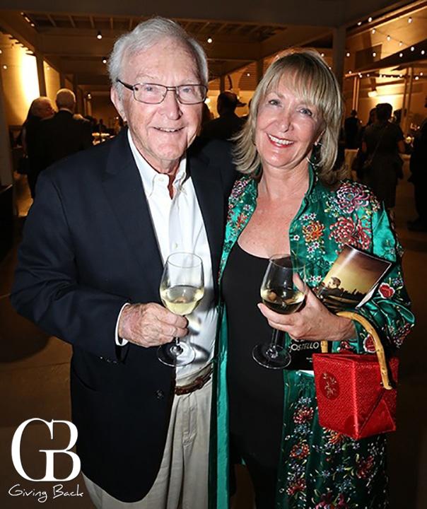 Robert Bottomley and Robyn Bottomley