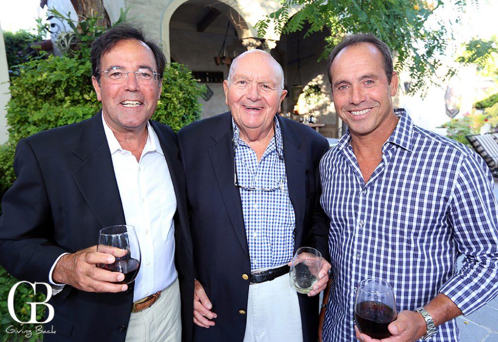 Robert Pecora  Jerome H. Brodish and Santiago Aguerre