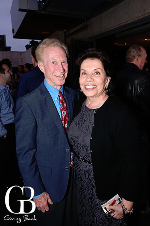 Robert Rubenstein and Marie Raftery