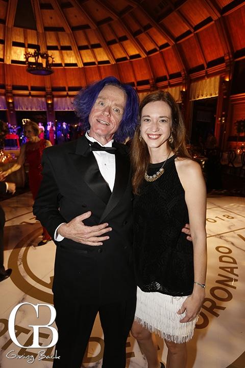 Robert Self and Angela Klein