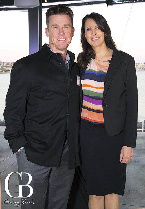 Robert and Cassandra Mougin