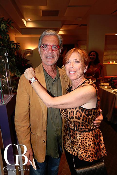 Robert and Susan deRose