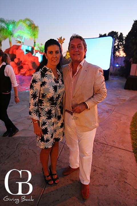 Roberta y Pablo Paoni