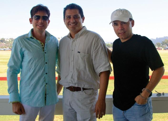 Roberto Estudillo, Ben Hueso and Bernie Diaz.JPG