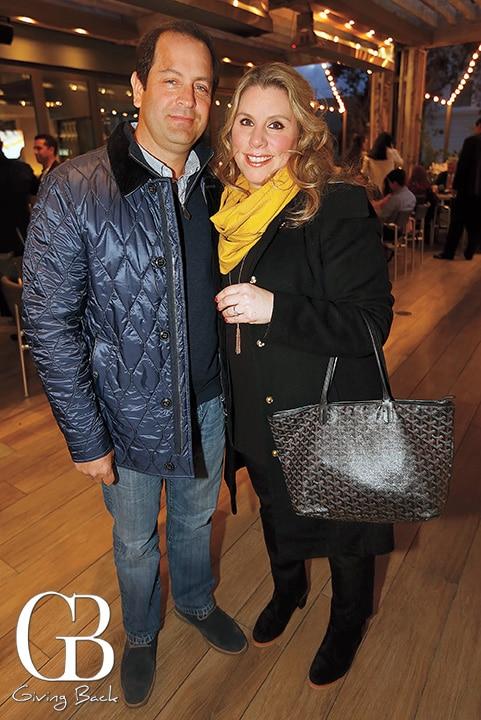 Roberto and Sandra Tessada