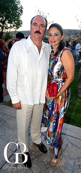 Roberto y Julia Encinas
