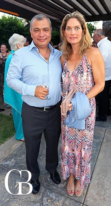 Roberto y Maggie Curiel