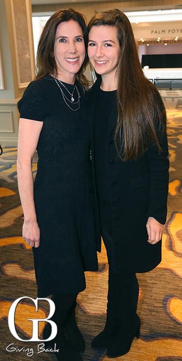 Robyn Cohen and Lauren Cohen
