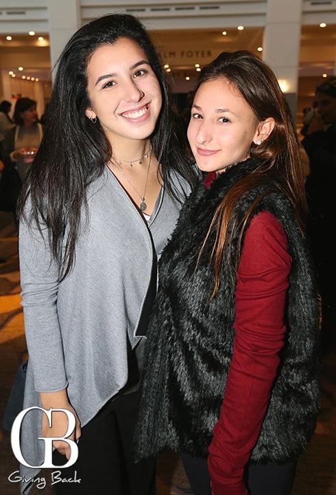 Robyn Miller and Jayde Saloner
