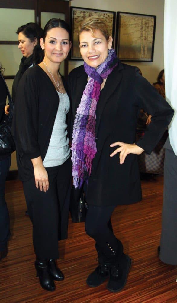 Rocia Garcia y Rosy Flores.JPG