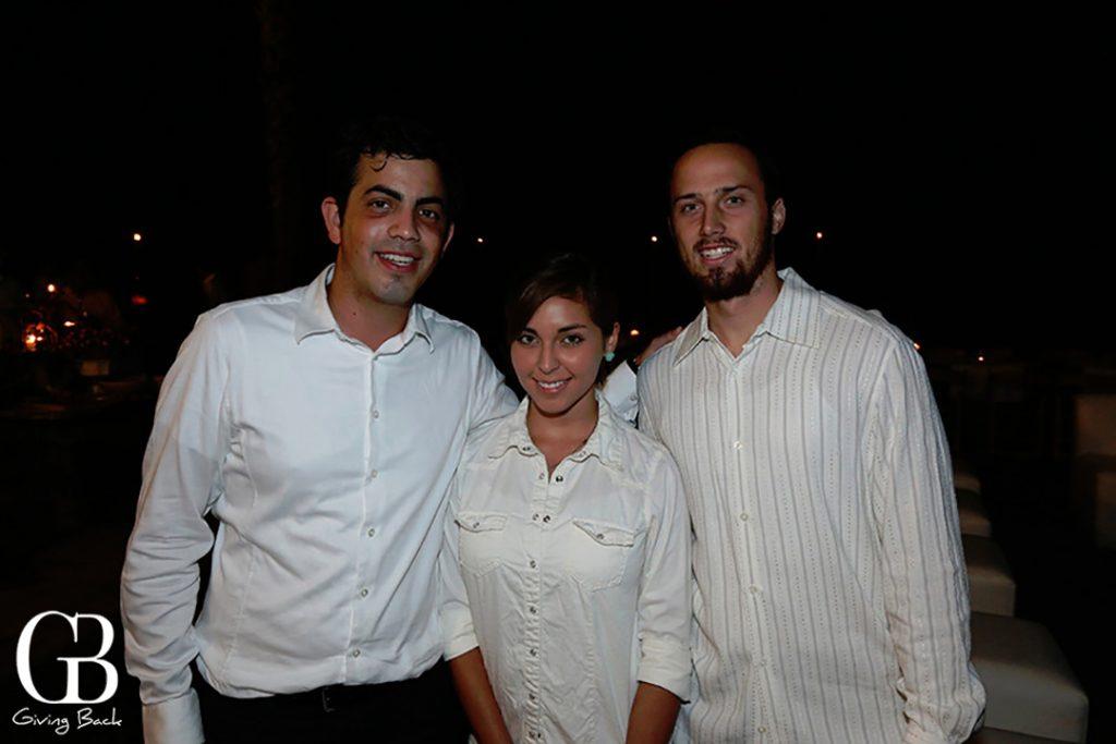 Rodrigo Gratianne  Dani and Patrick Schneemann