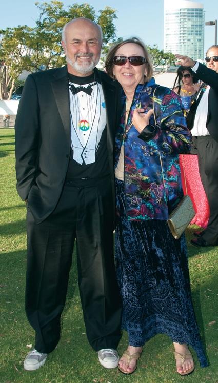 Roger and Barbara Maurais