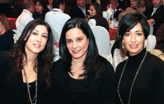 Romina Brambila, Claudia Luna y Mara Valladolid.JPG