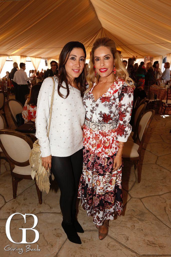 Romina Baloyan and Claudia Carrillo