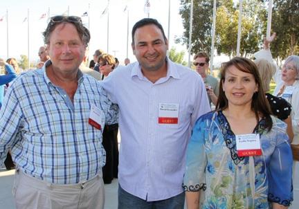 Ron Cohn, David Gonzalez and Lydia Segura.JPG