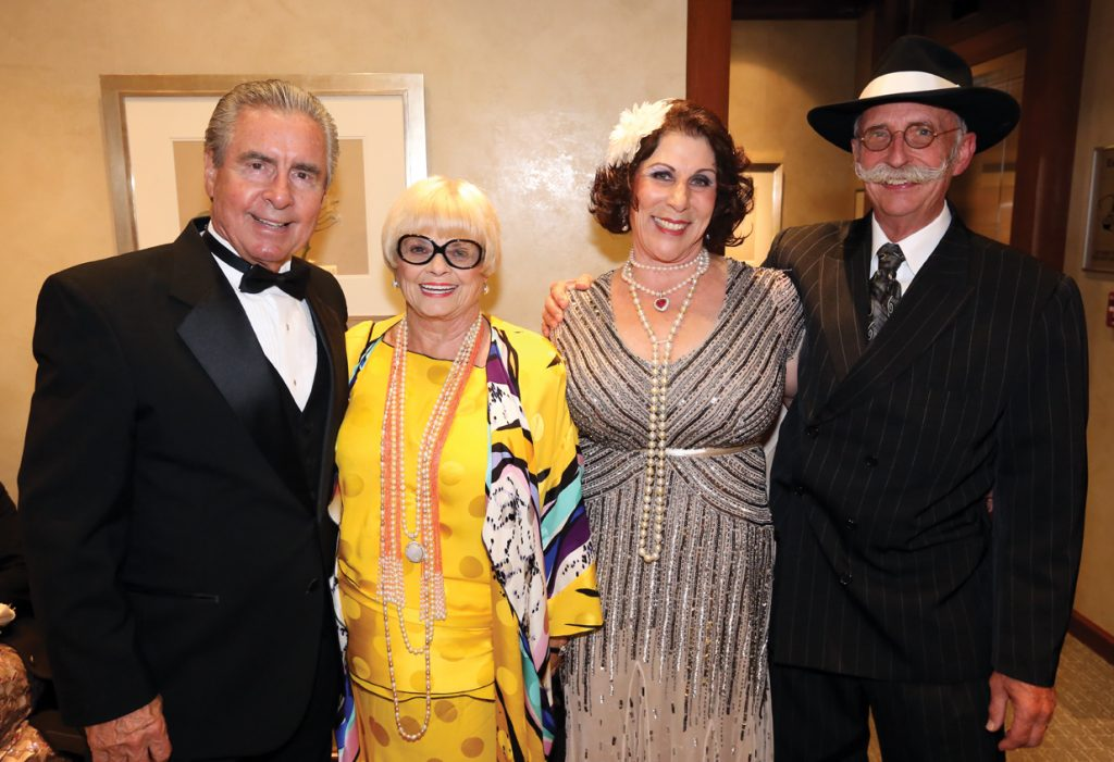 Ron and Marcia Radelet with Loretta and Gary Graham.JPG