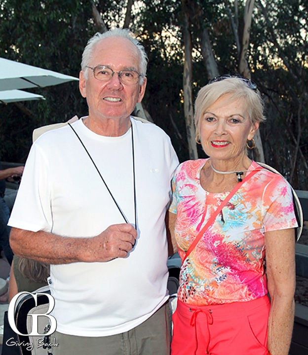 Ron Kraemer and Margo Reeves
