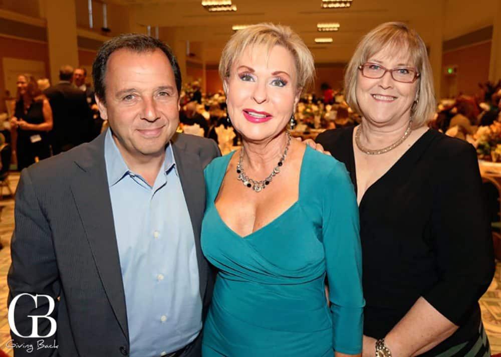 Ron Suskind  Cheryl Kilmer and Krysti DeZonia