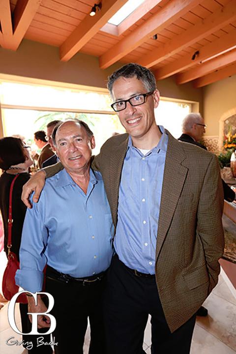 Ronnie Diamond and Ron Zollman