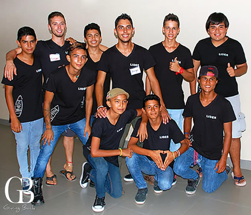 Roots of Hope currently operates boys programs in three towns in Costa Rica