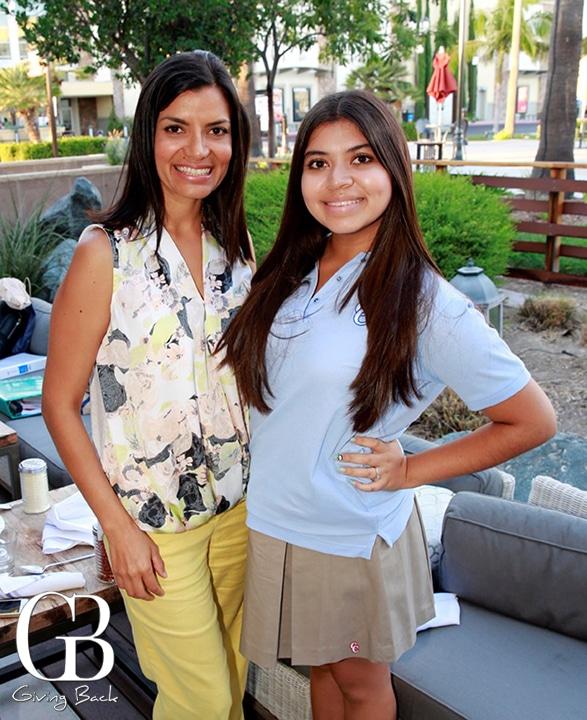 Rosa y Sabrina Gonzalez