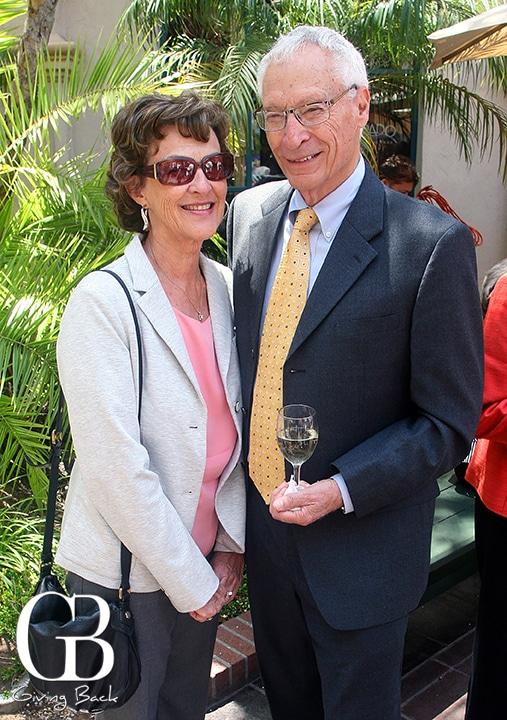 Rosalie and Richard Bregante