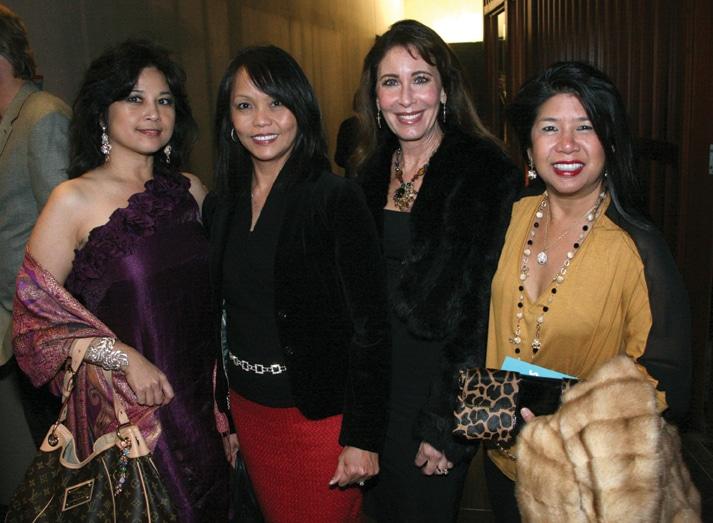 Rosanna Salcedo, Perla Brownlie, Sarah Miles and Shirley Vinluan.JPG