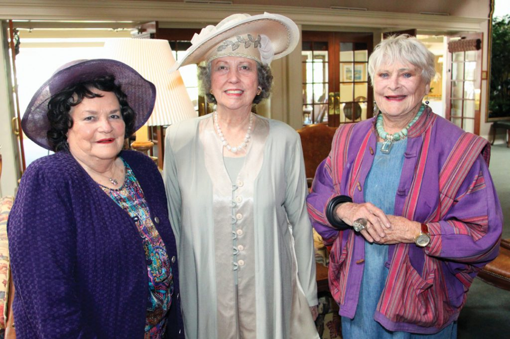 Rose Mary Taylor, Mary Ann Calcott and Jane Coursin.JPG