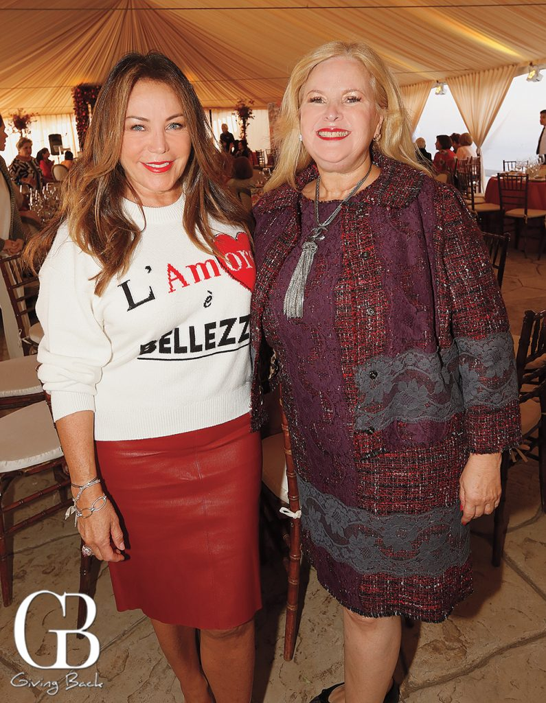 Rosela Fimbres and Monica Fimbres