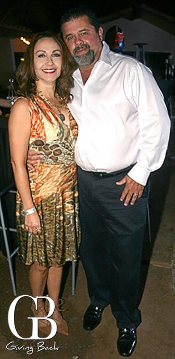 Rosela y Alberto Ballesteros