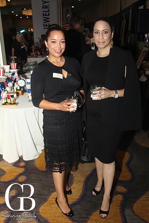 Rosemary Bailey and Diana Thomas