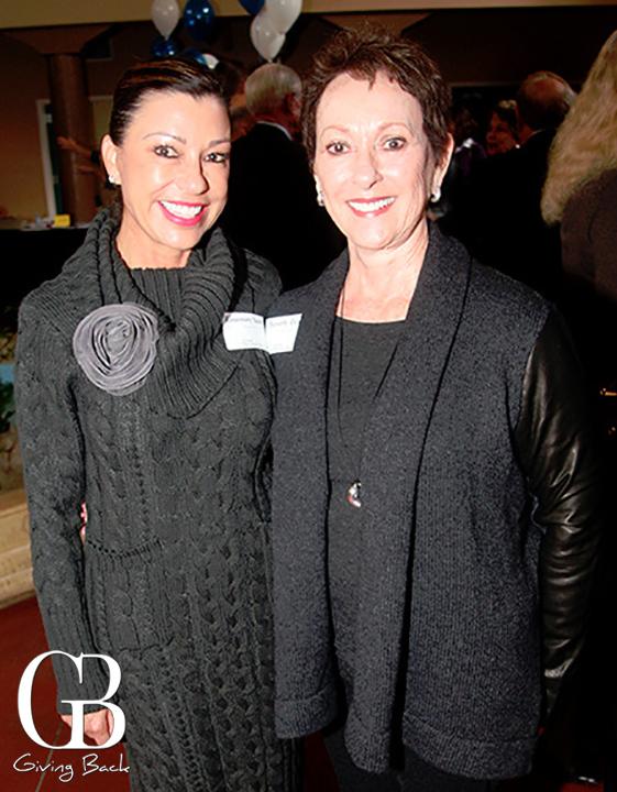 Rosemary Snow and Beverly Zukor