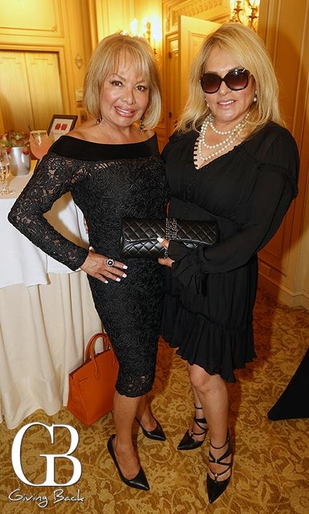 Rosie Ponn and Marie Cunning