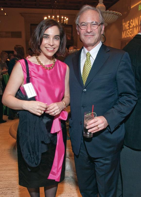Roxana Velasquez and Aaron Betsky
