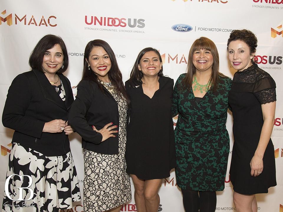 Roxana Velasquez  Feliza Ortiz  Licon  Brenda Gonzalez Ricards  Ana Melgoza and Lisette Islas