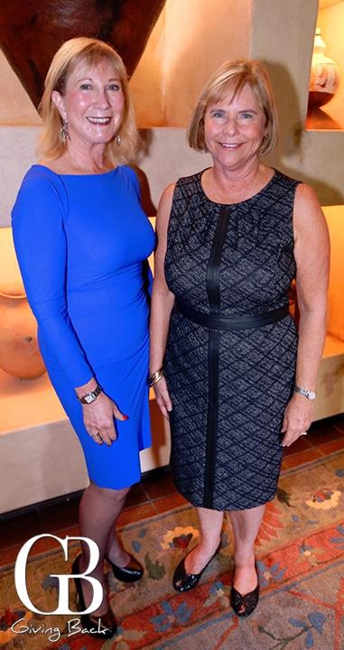 Roxi Link and Carol Landis