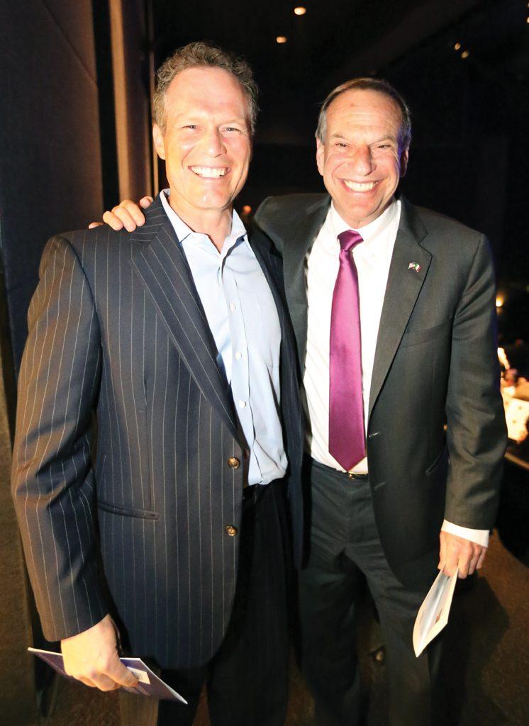 Ruben Barales and Mayor Bob Filner.JPG