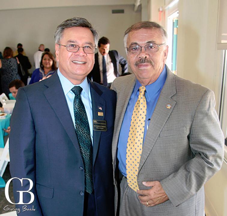Ruben Garcia and Jesse Navarro