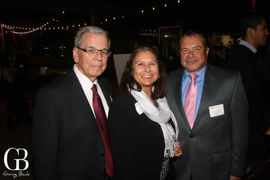 Rudy Fernandez  Josepha Arietta and Antonio De Maio