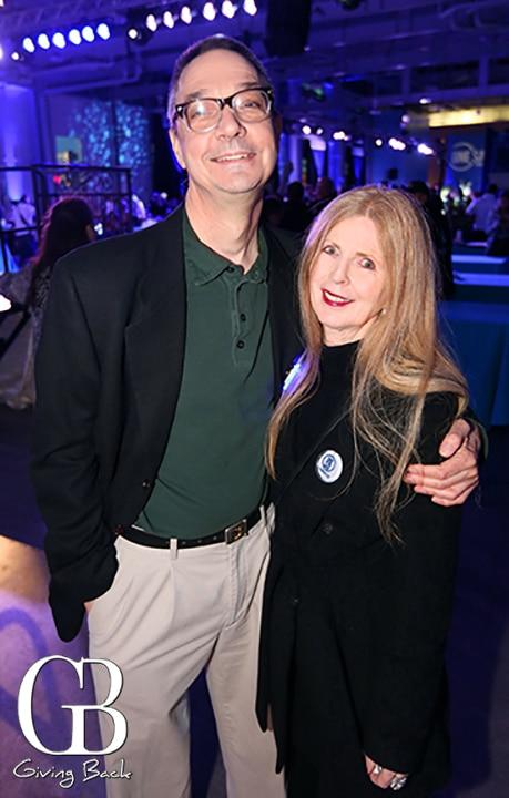 Russel Sexton and Sheree Neff