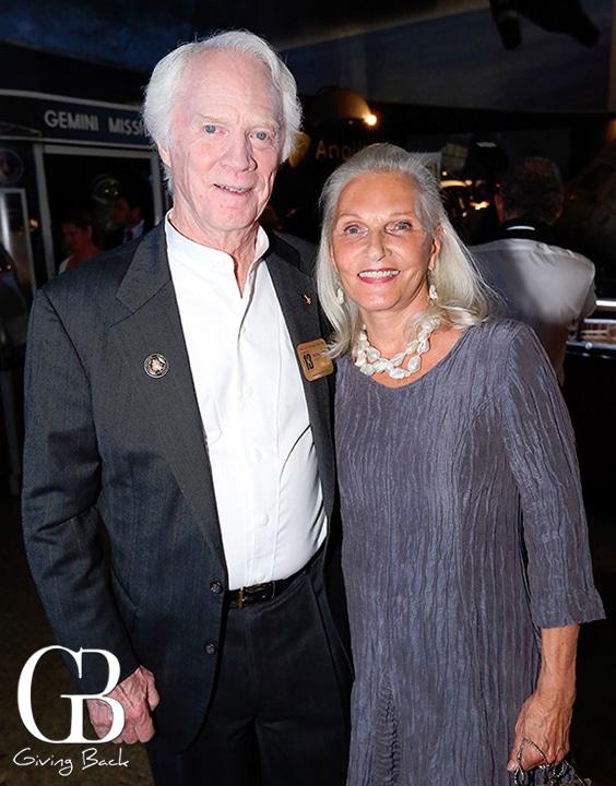 Rusty Schweickart  Apollo   and Nancy Ramsey