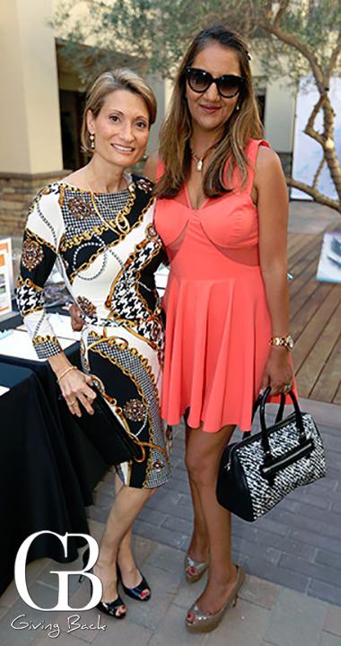 Ruth DiSantis and Claudia Turchin