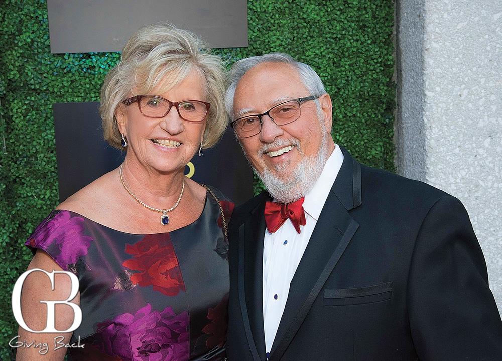 Ruth and Ron Leonardi