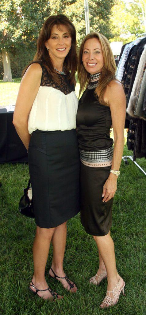 Ruthie Sheffield and Cindy Karen.JPG