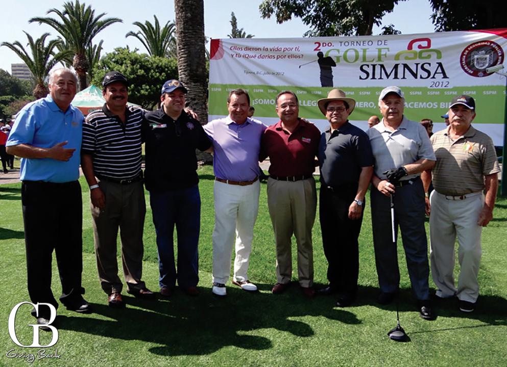 SIMNSA Golf