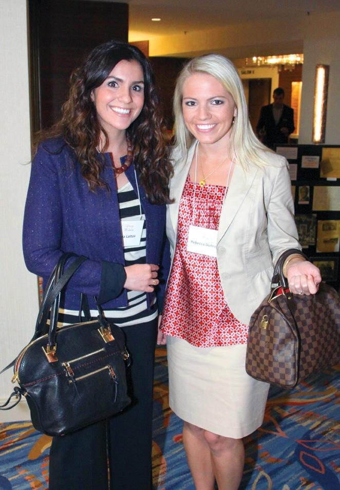 Sabra Lattos and Rebecca Dohren.JPG